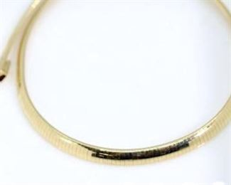 14 k Gold 18 in Chain, Italy