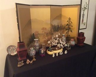 Wonderful asain collectibles