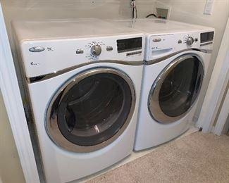 Very nice- Gas dryer