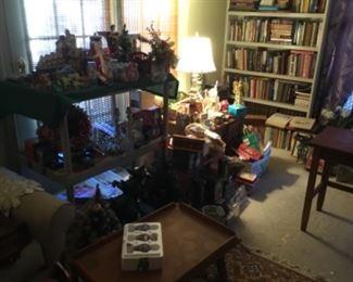 Christmas decor filled again!