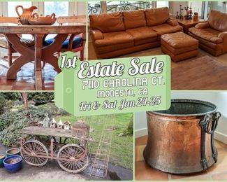 1st estate sale