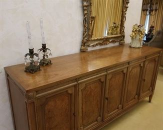 """buffet  for  dining  room set   70""""  is  sold    -other dining  room  pieces  are  still  for  sale"""