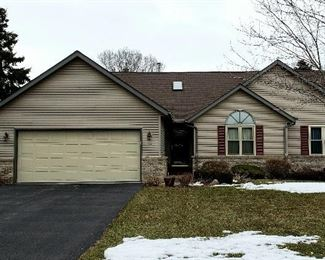 Spacious 3 bath, 3 bedroom home has finished basement in quiet neighborhood and will be for sale as soon as we empty it!