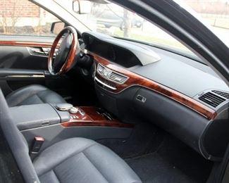 2010 Mercedes S550 Sedan, 135,000 mi. Runs Great!