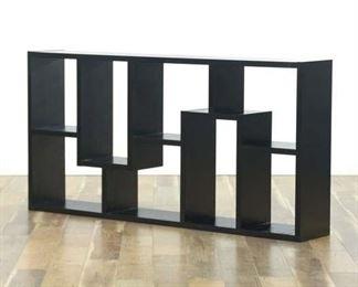 Contemporary Danish Style Etagere Shelf Cubbies
