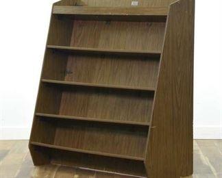 Creative Display Fixtures Mid Century Modern Bookcase