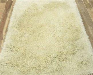 Retro Wool Area Rug