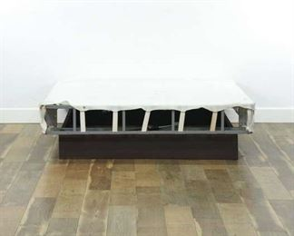 Forever Foundations Hydraulic Side Lift Platform Bed