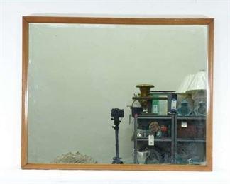 Heywoof Wakefield Mcm Wall Mirror