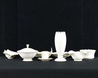 Set Of 8 Mix Lot Lenox Dishware