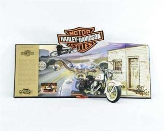 Harley Davidson Pop-Up Book
