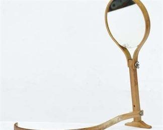 Vintage Hands Free Vanity Mirror