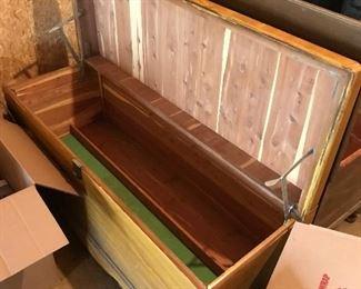 Cedar chest #1