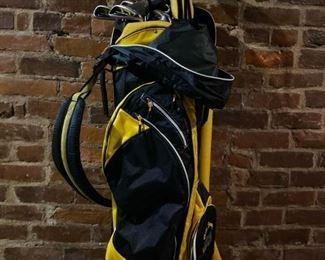 Nike golf clubs
