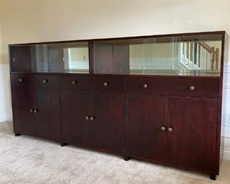 Custom made mid-century sideboard from South Africa