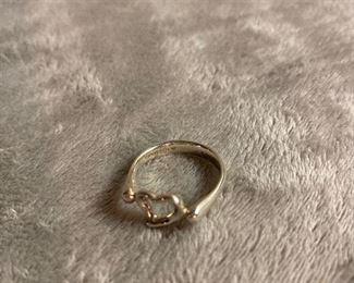 Tiffany sterling ring