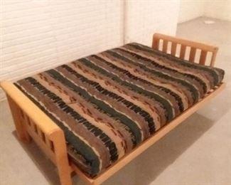 Nice futon.