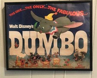 Dumbo lobby card