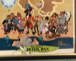 Peter Pan lobby card