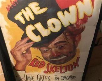 Red Skelton movie poster