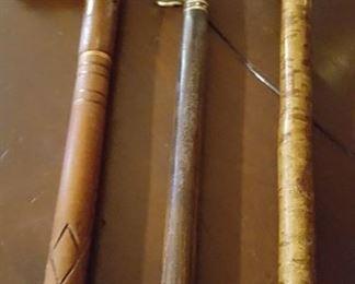Nice walking sticks