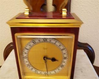 Imhof Vintage Clock - works