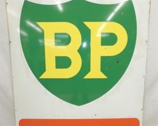 48X60 PORC. BP SIGN