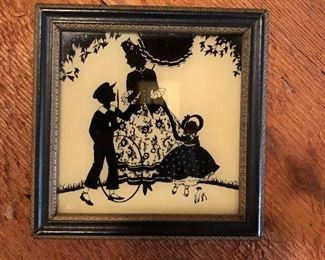 Antique Silhouettes