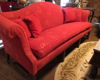 Federal Chippendale Revival Sofa