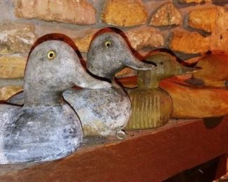 Antique Duck Decoys