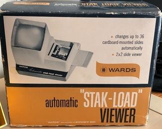 Automatic Stak-Load Viewer