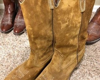 Cowgirl Boots 8 1/2