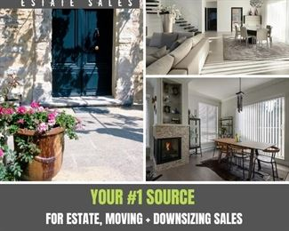 Your #1 Source for Estate Sales!
