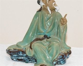 Kutani Figurine
