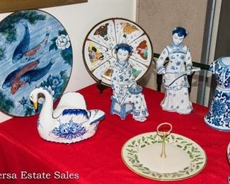 Asian Decor and Figurines