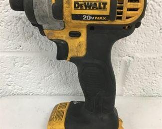 Dewalt 20 Volt Drill tool only