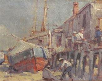 Arthur Dieht Painting