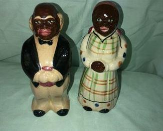 BLACK AMERICAN S&P