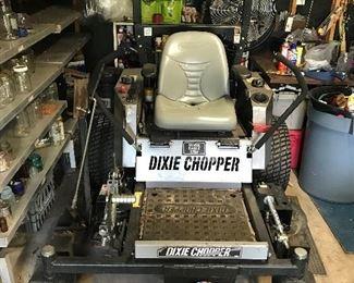 Dixie Chopper Zero Turn Mower - $ 3,500 (reserve in place)