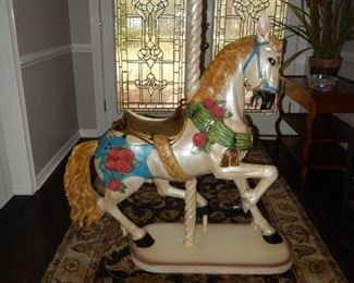 Decorative Carousel Horse