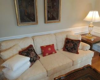 Sofa, sectionals and love seats available