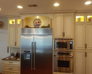 Many items in kitchen for sale