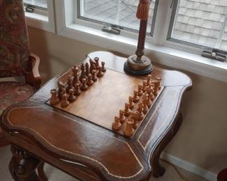 Beautiful Chess Table