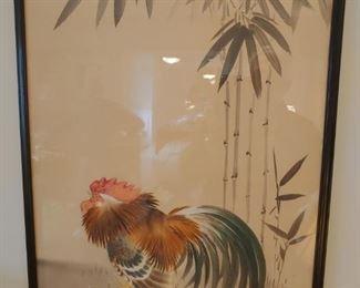 Asian Watercolor