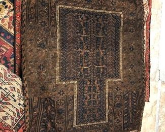 Persian and Turkish rugs