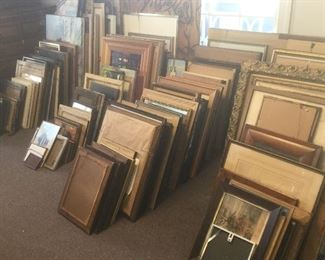 Hundreds of works of arts - Antique to Contemporary