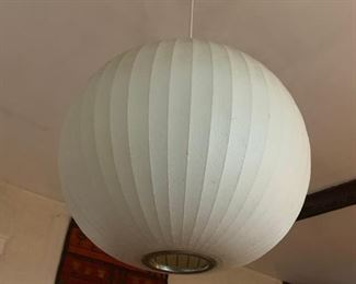 George Nelson Style Bubble Lamp