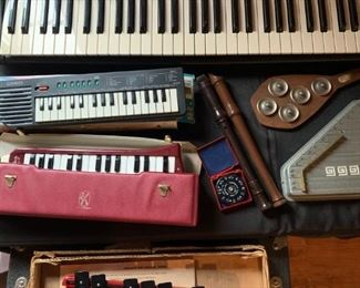 Music Instruments, Yamaha PSR 220 Keyboard