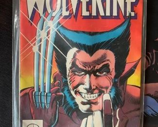 First Solo Wolverine Comic #1 Limited Edition Series