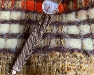 14K Vintage Woman's Watch